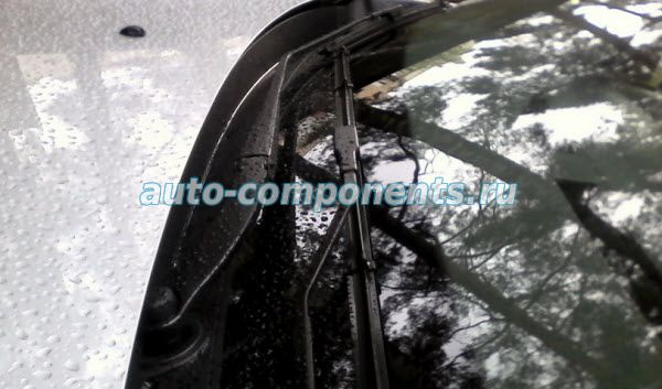Замна щеток Renault Kaptur