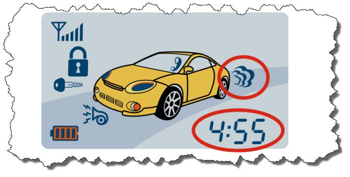 Сигнализация с автозапуском шерхан как запустить автозапуск