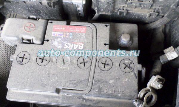 check engine на Kia