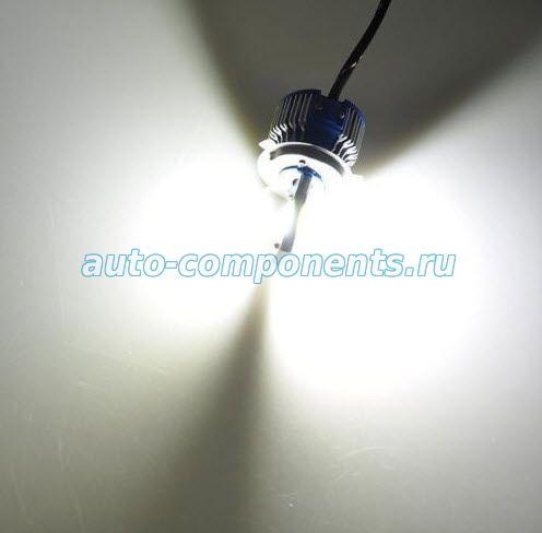 Устанавливать светодиодные лампы в головной свет