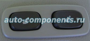 кнопки подогрева сидений GM 96615338