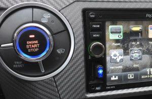 кнопка в место аварийки