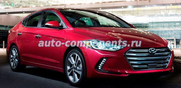 Hyundai Elantra 2016 ��������� ������������